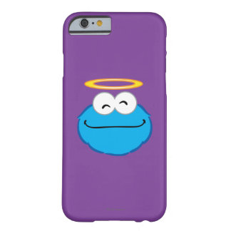 Cookie Smiling Face with Halo Barely There iPhone 6 Case
