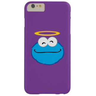 Cookie Smiling Face with Halo Barely There iPhone 6 Plus Case