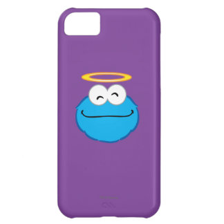 Cookie Smiling Face with Halo iPhone 5C Covers