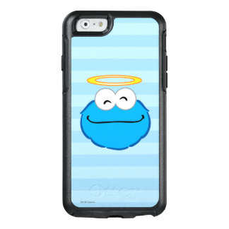 Cookie Smiling Face with Halo OtterBox iPhone 6/6s Case
