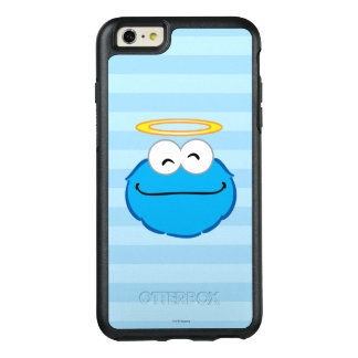 Cookie Smiling Face with Halo OtterBox iPhone 6/6s Plus Case