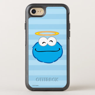Cookie Smiling Face with Halo OtterBox Symmetry iPhone 7 Case