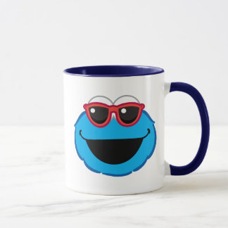 Cookie  Smiling Face with Sunglasses Mug