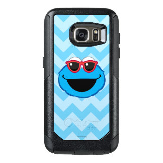 Cookie  Smiling Face with Sunglasses OtterBox Samsung Galaxy S7 Case