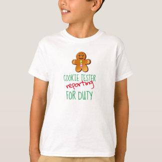 Cookie Tester Kids' Hanes TAGLESS® T-Shirt