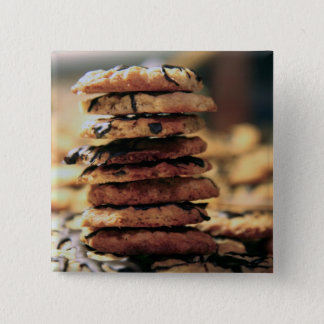 cookie tower 2 inch square button