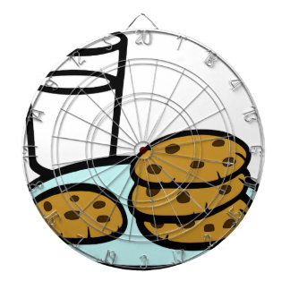 Cookies and Milk Dartboard