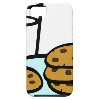 Cookies and Milk iPhone 5 Case