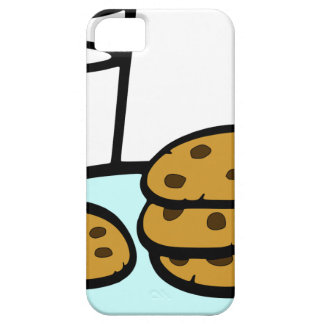 Cookies and Milk iPhone 5 Cover
