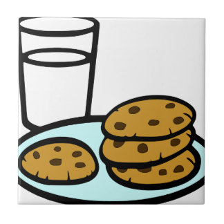 Cookies and Milk Tile