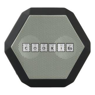 Cookies Chemical element Z57c7 Black Bluetooth Speaker