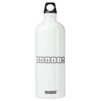 Cookies Chemical element Z57c7 Water Bottle