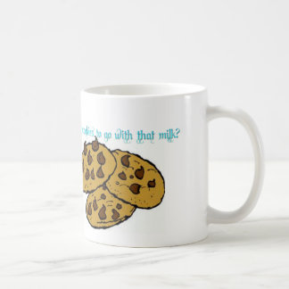 cookies classic white coffee mug