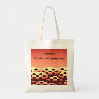 Cookies Everywhere Tote Bag.