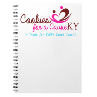 Cookies for a Cause KY Notebook