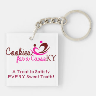 Cookies for a Cause KY Small Keychain