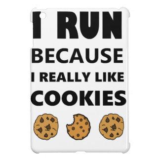 Cookies for health, Run running iPad Mini Case