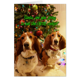 Cookies for Hounds Card