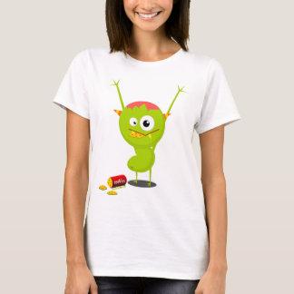 cookies green monster .png T-Shirt
