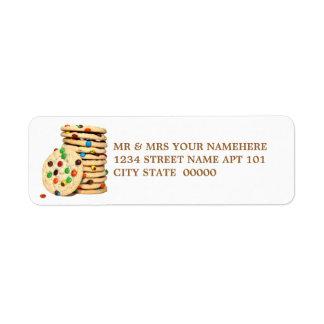 Cookies Labels