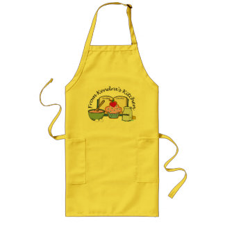 Cooking Apron From Kendra's Kitchen cupcake