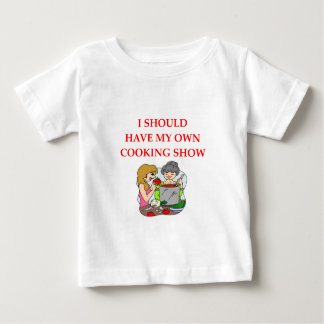 cooking baby T-Shirt