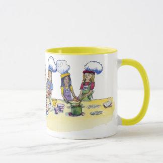 cooking class mug