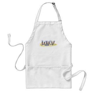 cooking class standard apron