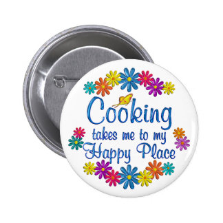 Cooking Happy Place Buttons