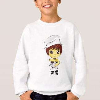 Cooking Kid Sweatshirt