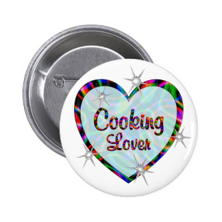 Cooking Lovers Buttons