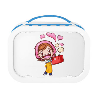 Cooking Mama - Pan Lunch Box