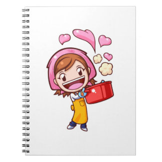 Cooking Mama - Pan Notebook