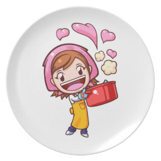 Cooking Mama - Pan Plate