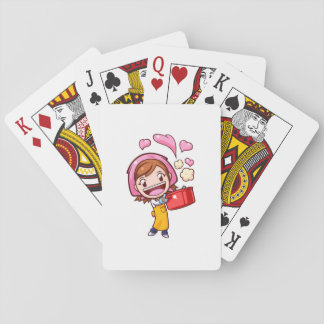 Cooking Mama - Pan Playing Cards