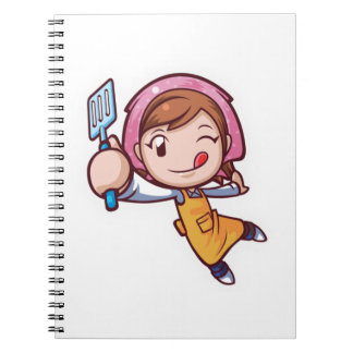 Cooking Mama - Spatula Notebook