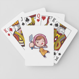 Cooking Mama - Spatula Playing Cards