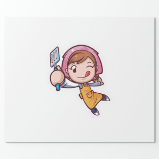 Cooking Mama - Spatula Wrapping Paper