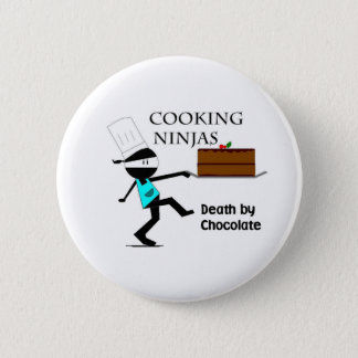 Cooking Ninjas 2 Inch Round Button