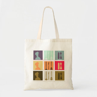 Cooking Pastry Chef Gone Shopping Tote Bag