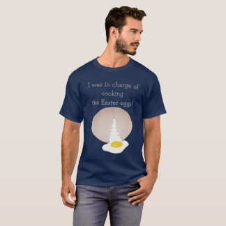 Cooking the Easter eggs T-Shirt