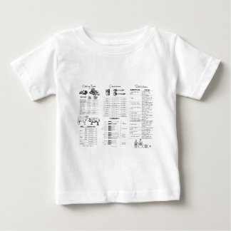 Cooking Times Baby T-Shirt