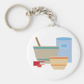 Cooking Utensils Keychain