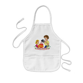 Cooking with Nonnie Apron