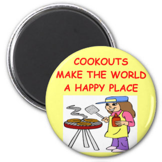 cookouts magnet