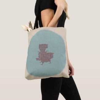 Cook's-Bag-Stove-Blue-Cream-Totes-Shoulder Bags