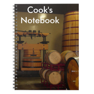 Cook's Notebook