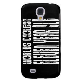 Cool 11th Birthdays Worlds Coolest Eleven Year Old Samsung Galaxy S4 Case