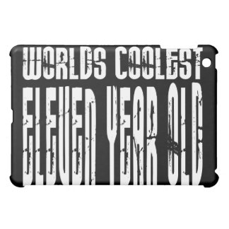 Cool 11th Birthdays Worlds Coolest Eleven Year Old Cover For The iPad Mini