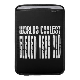 Cool 11th Birthdays Worlds Coolest Eleven Year Old Sleeve For MacBook Air